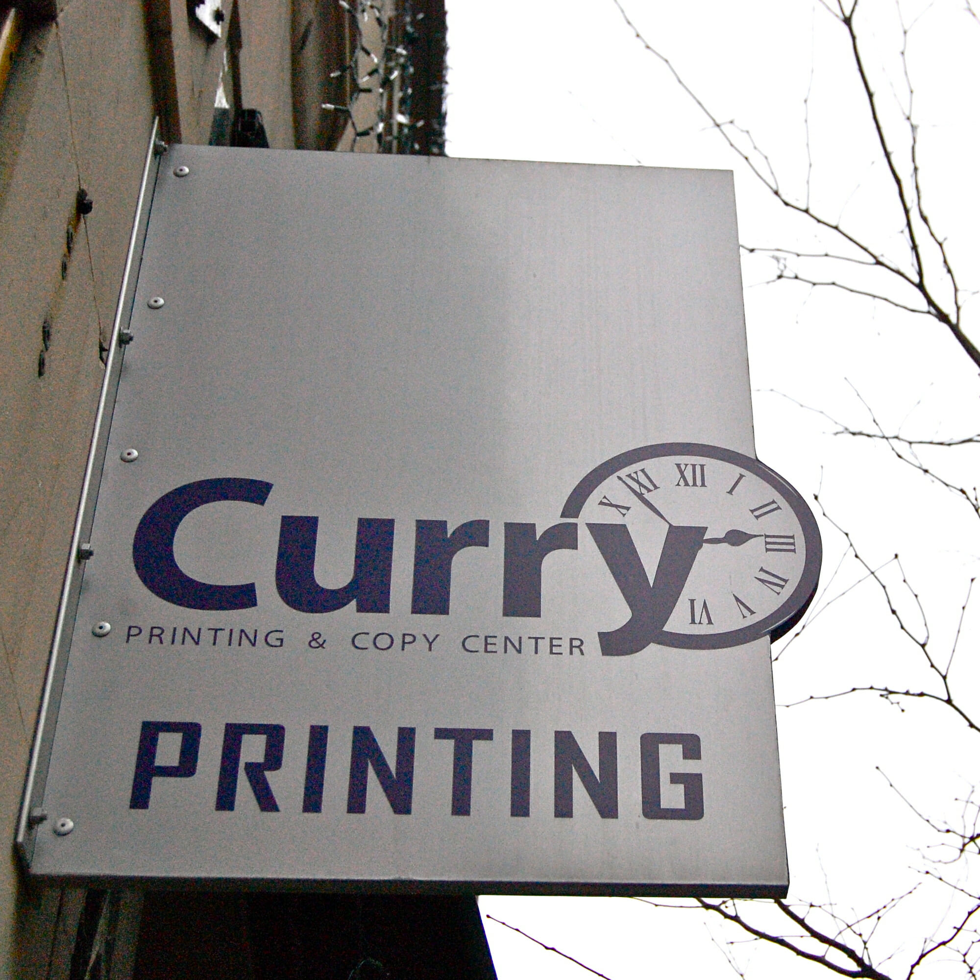 Wide Format Signage