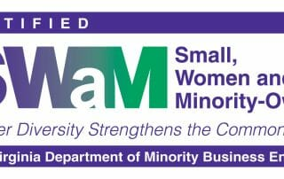 Virginia Small, women owned, minority business