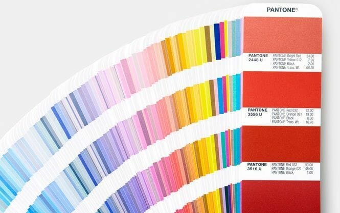 swatchbook pantone