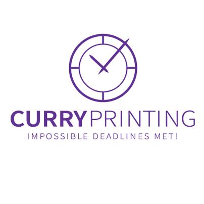 Curry Printing Website Logo